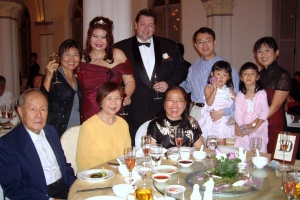 Dr Dixie Tan is seated second from the left