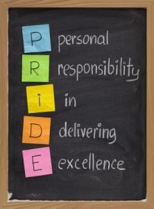 ownership pride